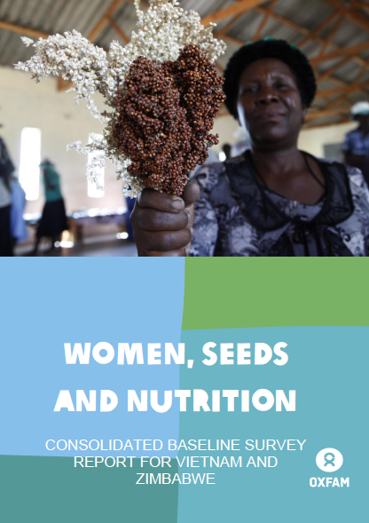 Women seeds and nutrition